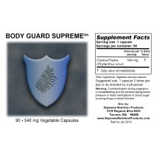 Body Guard Supreme