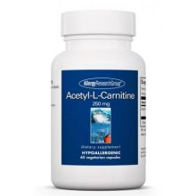 Acetyl-L-Carnitine 250 mg 60 Capsules