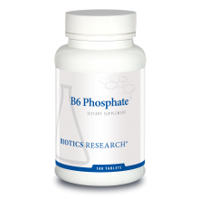 B6 Phosphate, 100 Tablets
