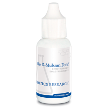 Bio-D-Mulsion Forte, 1 fl. oz.