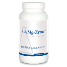 Ca/Mg-Zyme (Ca & Mg), 120 Tablets