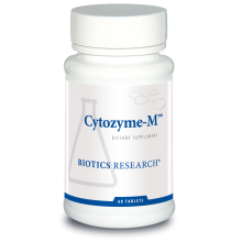 Cytozyme-M (Male Gland Comb.), 60 Tablets