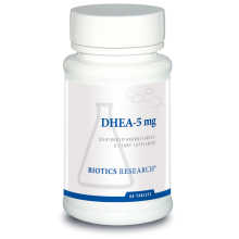 DHEA 5 mg, 60 Tablets