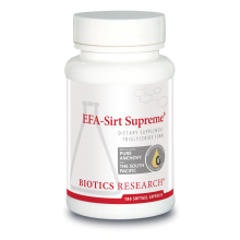 EFA-Sirt Supreme, 180 Softgels