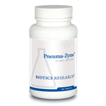 Pneuma-Zyme (Lung Concentrate), 100 Tablets
